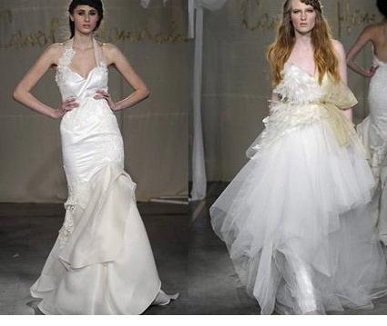 Самые красивые и пышные свадебные платья.