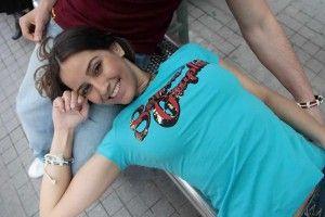Интернет-магазин женской одежды OdegdaOptom реализует футболки оптом