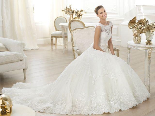 Свадебные платья 2015 фото, новинки