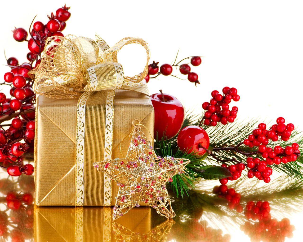 Подарки на Новый год: выбираем простые и нужные вещи