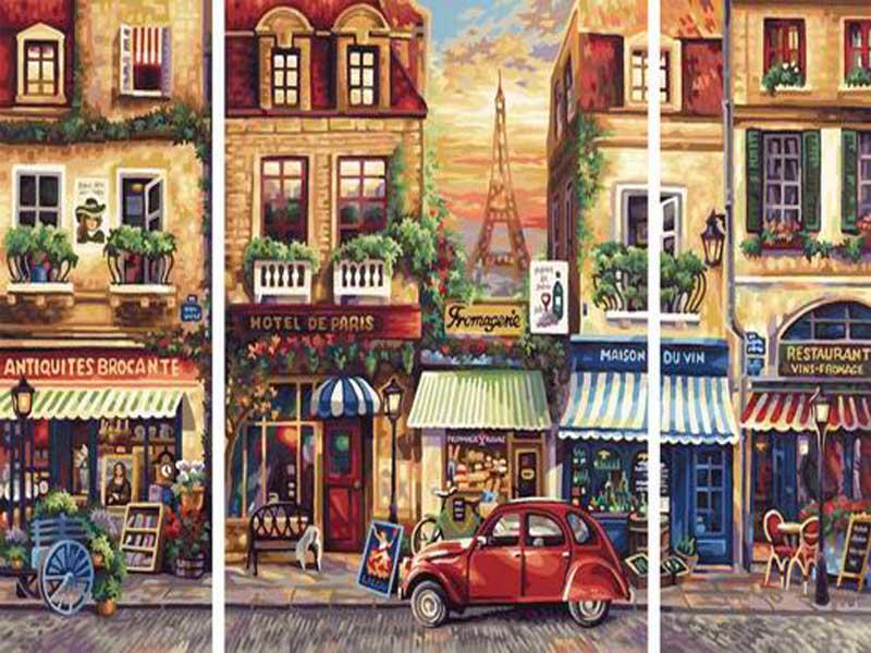 Картины своими руками акриловые краски