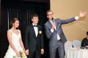 ведущий свадеб