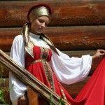 свадебные наряды древней руси
