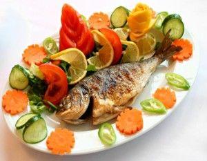 рыба в кулинарии