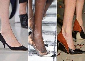 тренды обуви 2016