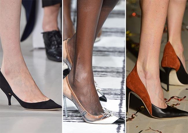 6872123e9 Тренды обуви 2016
