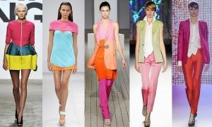 характер по цвету одежды
