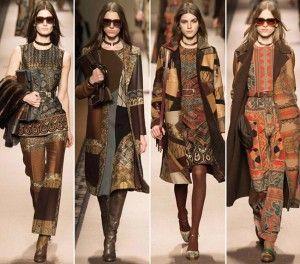мода осень-зима 2016