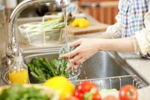 вода для готовки