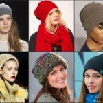 Какие шапки более популярны зимой?