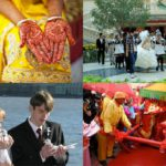 Брачные обряды разных стран
