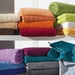 Особенности махровых полотенец