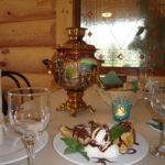 Церемония чаепития по-русски