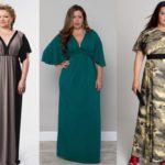 Как выбрать платье полным девушкам?