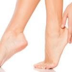 Уход за ногами: выбор крема